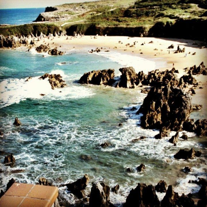 Playa de Toró (Asturias)