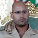 Saif Gheddafi pronto a riprendere Tripoli//Saif Gaddafi ready to resume Tripoli