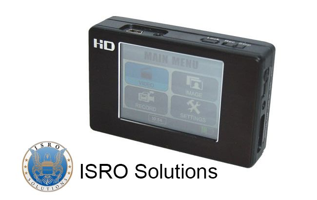 PV-500 EVO HD Video Recording Device ISR-D30  You can take this video recording device anywhere with you, due to its small size and simple shape. he PV-500 EVO (evolution) records in HD resolution. The data can be stored on a memory card up to 32 GB and it can be downloaded to your computer, through the USB cable.The device is equipped with wired remote control and a touch screen.