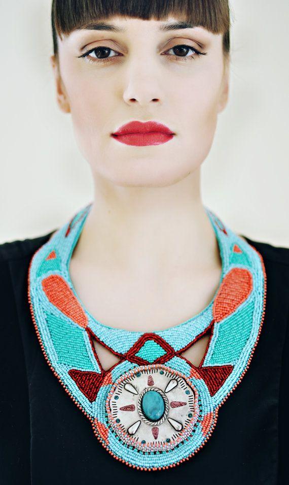 Custom order jewelry necklace designer jewelry by RasaVilJewelry