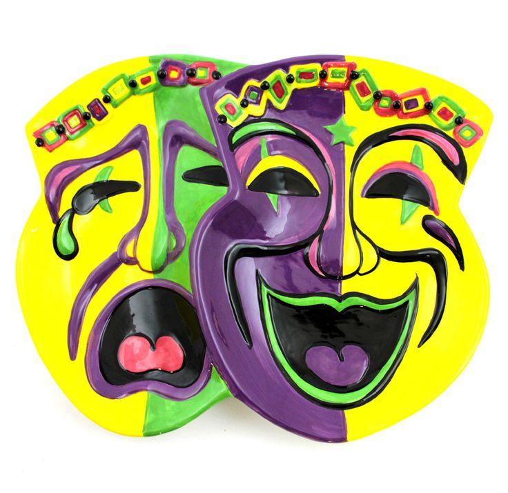 Картинки маски веселые
