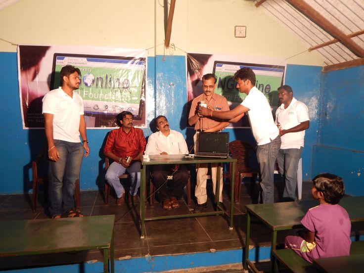 #Integrating_Humanity #Project_Identity Agni Foundation Event at Yerimalai Trust - Virudhunagar,16/12/2014