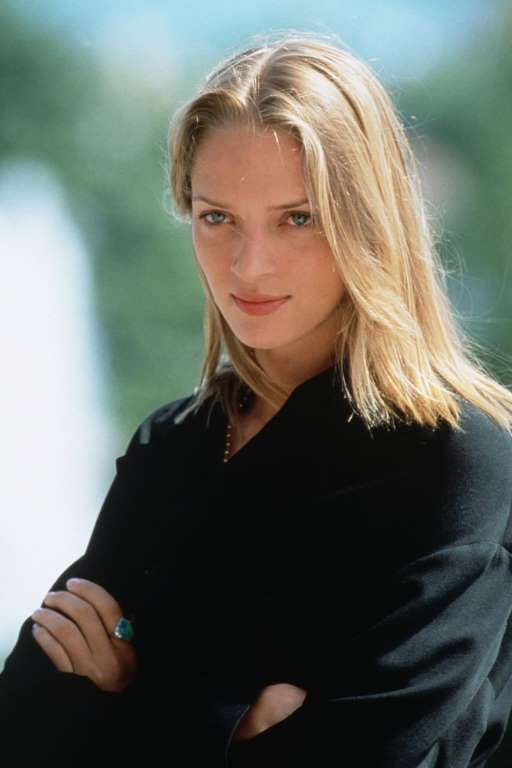 Adeline Lemaire [Uma Thurman] Seamus French third cousin, Coco and Jean's daughter