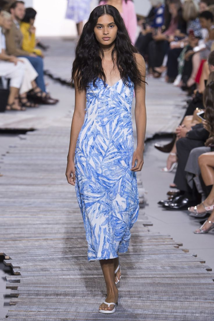 Michael Kors Collection Spring 2018 Ready-to-Wear Fashion Show - Aira Ferreira