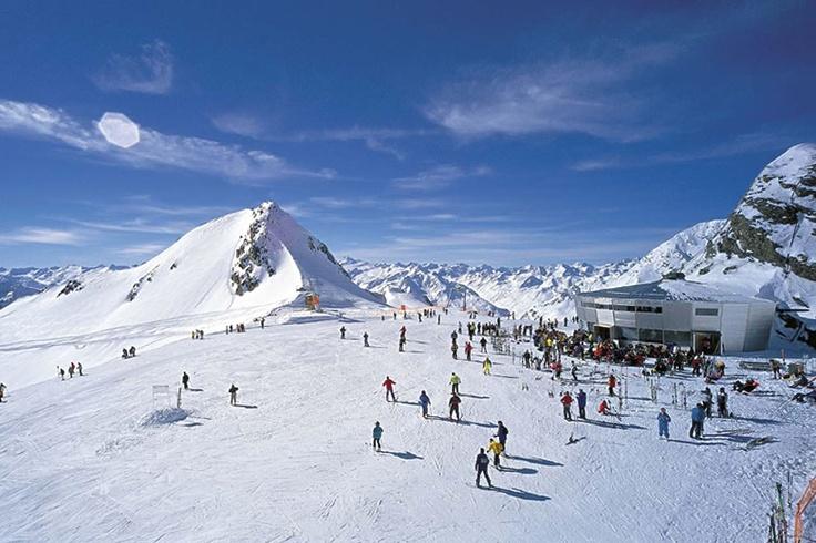 Stubai Glacier - Austria