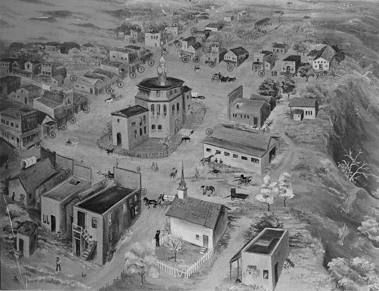 Fort worth texas in 1873 digital gallery beta in 2020