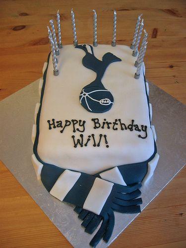 Tottenham Cake Google Search Tottenham Cake Cake