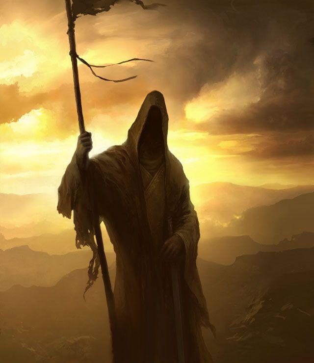 The Last Warrior by agnidevi.deviantart.com on @deviantART