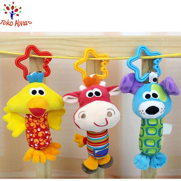 Saya menjual Mainan Bayi Boneka Gantungan Stroller  seharga $45000.00. Dapatkan produk ini hanya di Shopee! https://shopee.co.id/tokoalvaro/92385701 #ShopeeID