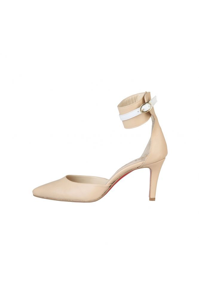 #Versace 1969 #Sandali donna vera #scarpapelle 0730 MARY Nappa Beige,100% made in Italy