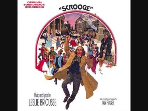 """""""Thank You Very Much"""" from the original soundtrack of the movie musical """"Scrooge"""" (1970 ..."""