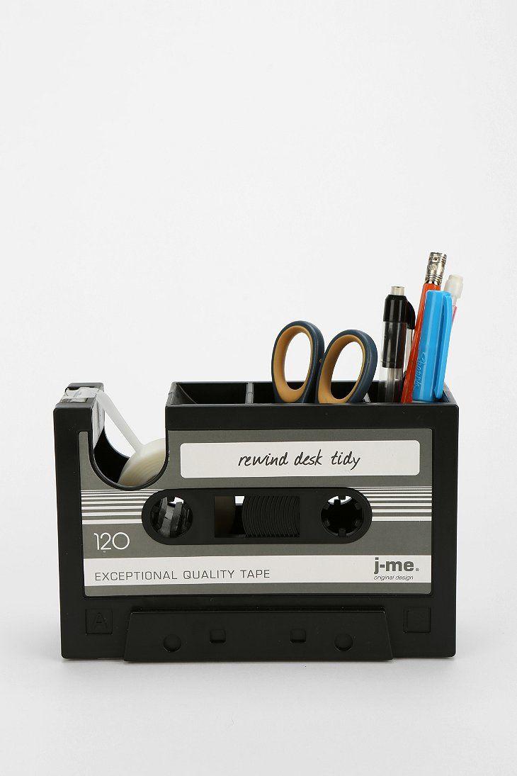 Rewind Desk Organi