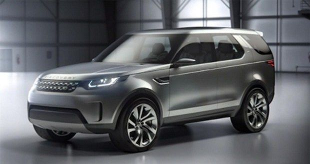 2018 Land Rover LR5 Discovery Luxury