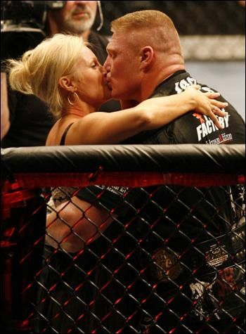Brock Lesnar Wife – 8 photos – Morably | WWE couples ...