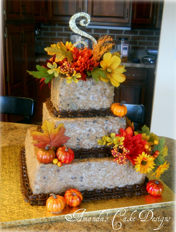 german wedding cakes german chocolate wedding cake amanda s cake designs 14676