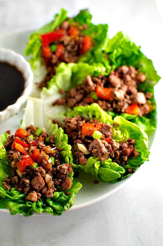 You're going to love these Veggie Wraps with Blackberry Hoisin Sauce. This 30-minute dish is made with lots of healthy and flavorful ingredients too.