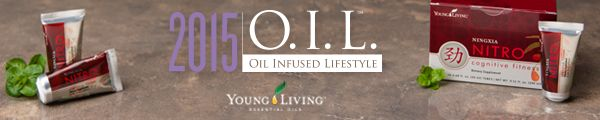 Announcing the New O.I.L.™ Revolution!  Beginning February 1, you can make your passion for Young Living products more rewarding than ever! We've selected eight of our most popular essential oil-infused products that we know you'll love for everyday use:   NingXia Red®, Thieves® AromaBright Toothpaste, Thieves Household Cleaner, Thieves Fresh Essence Plus Mouthwash, NingXia Nitro™, Thieves Hard Lozenges, YL Lip Balm Trio*, and Inner Defense™!   https://www.youngliving.org/lauraleelees