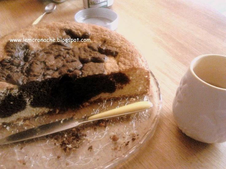 """La Torta Variegata PERFETTA   """"Gennaio"""" {#Vogliadi…#cioccolato} – La Torta Variegata Perfetta - The perfect variegated cake"""