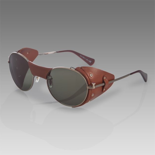 Men's Alrick Show Glasses by Paul Smith Sunglasses. These would be perfect for motorcycle rides.
