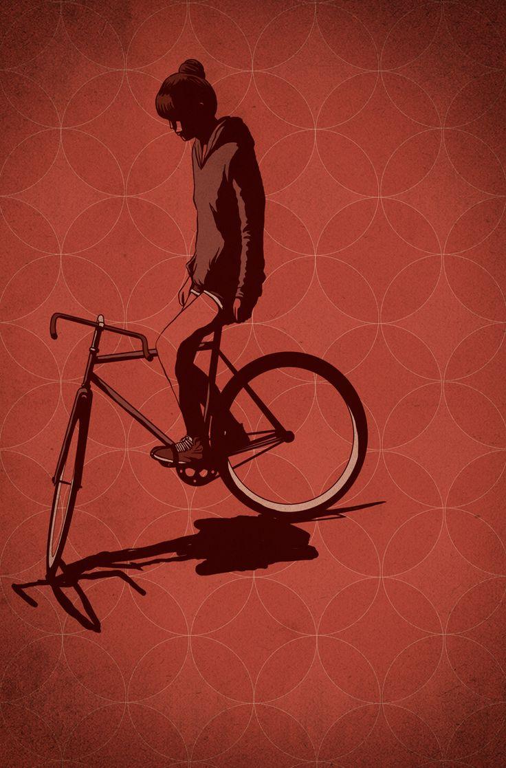 Fixi - Illustrator Adams Carvalho