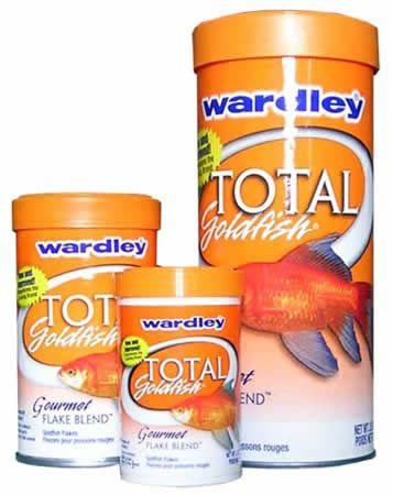 """Pets Inform - Корма для аквариумных рыб """"Wardley"""" - Хлопьевидные корма для аквариумных рыб - Для золотых рыбок -"""