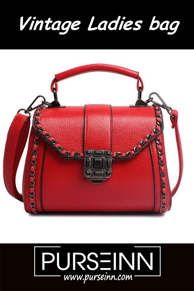Vintage Crossbody Handbag This Looks Beautiful Because Of Its Look Fashion Is Trending Now A Days Handbags