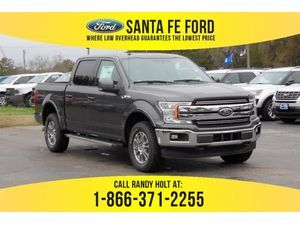 2018 Magnetic Metallic Ford F-150 Lariat 379521