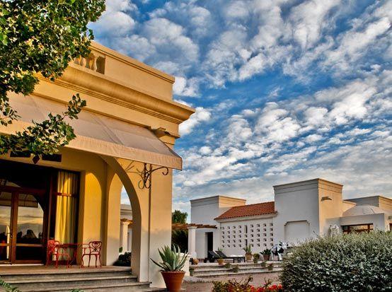 Top 50 Hotels in the World 2013, No. 20  Cavas Wine Lodge,Mendoza in Argentina
