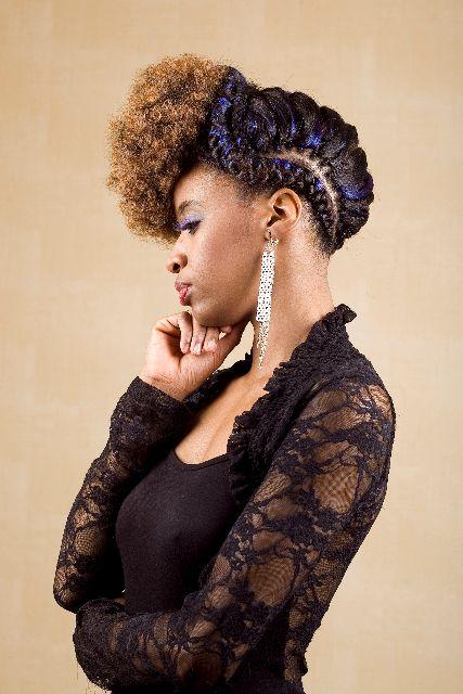 Goddess Braids Show As Slideshow Hair Styles For Me