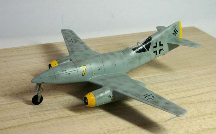 Luft 46 - Luftwaffe 1946 - Me262 MG IV