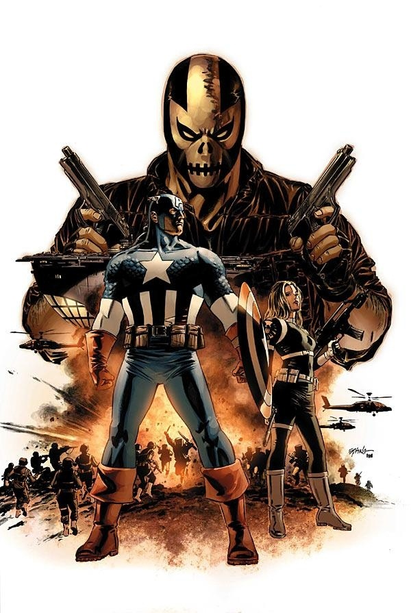 Frank Grillo Confirmed to play Crossbones in CAPTAIN AMERICA 2 - News - GeekTyrant