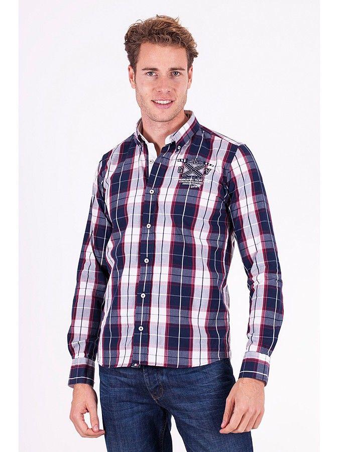 Męska koszula w kratę 279 PLN  #sale #limango #shirt #men