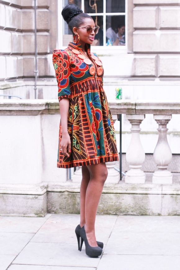 Guest Post: London Fashion Week Street Style | Free People Blog #freepeople