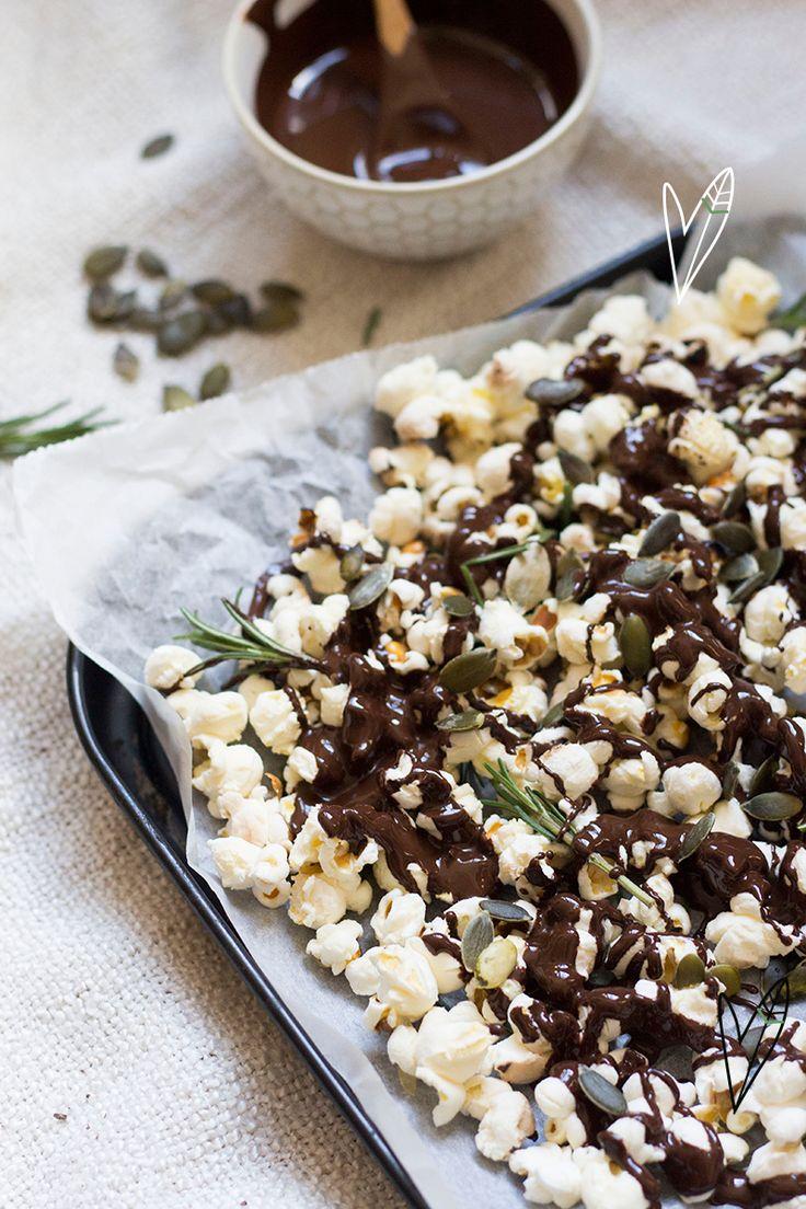 Een filmavond is heerlijk, maar niet compleet zonder lekkere snack! Popcorn blijft natuurlijk een all time classic, maar probeer deze variant eens!