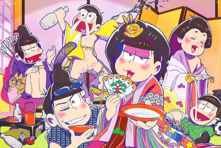Osomatsu-san (おそ松さん) - i reeeaaaaally need to catch up ....