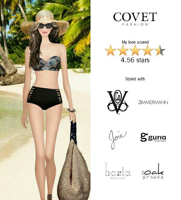 Swim In Barbados Covet Fashion