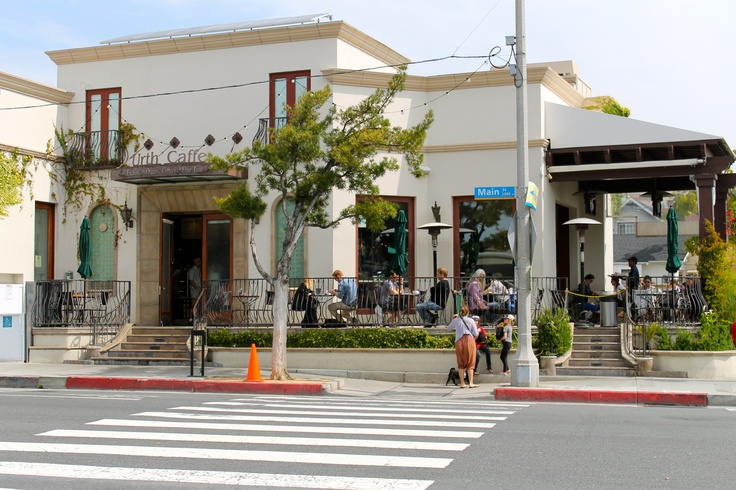 Urth Cafe   Santa Monica, CA