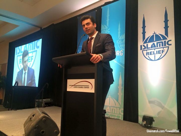 Houston and Dallas. Had a great time. Thank you for the love and support for Pakistan!   http://www.unomatch.com/FawadAfzal