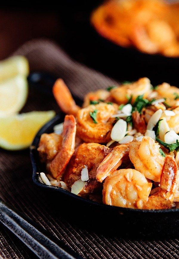 Indian Butter Shrimp - Some the Wiser