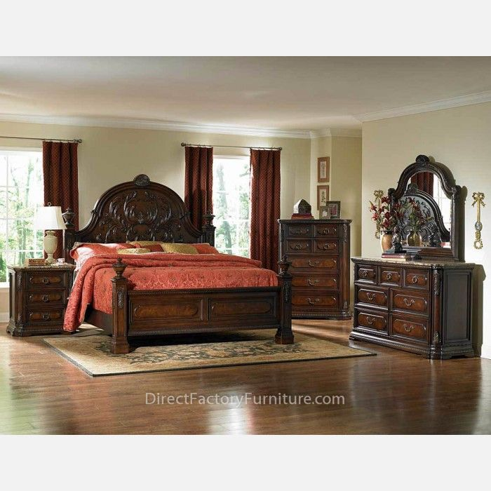 22 Best Beautiful Bedroom Sets Images On Pinterest