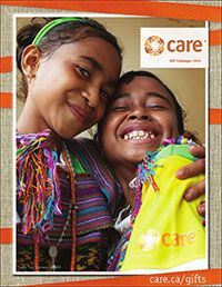 CARE Gifts 2014 - Give the gift of empowerment! - www.care.ca/gifts