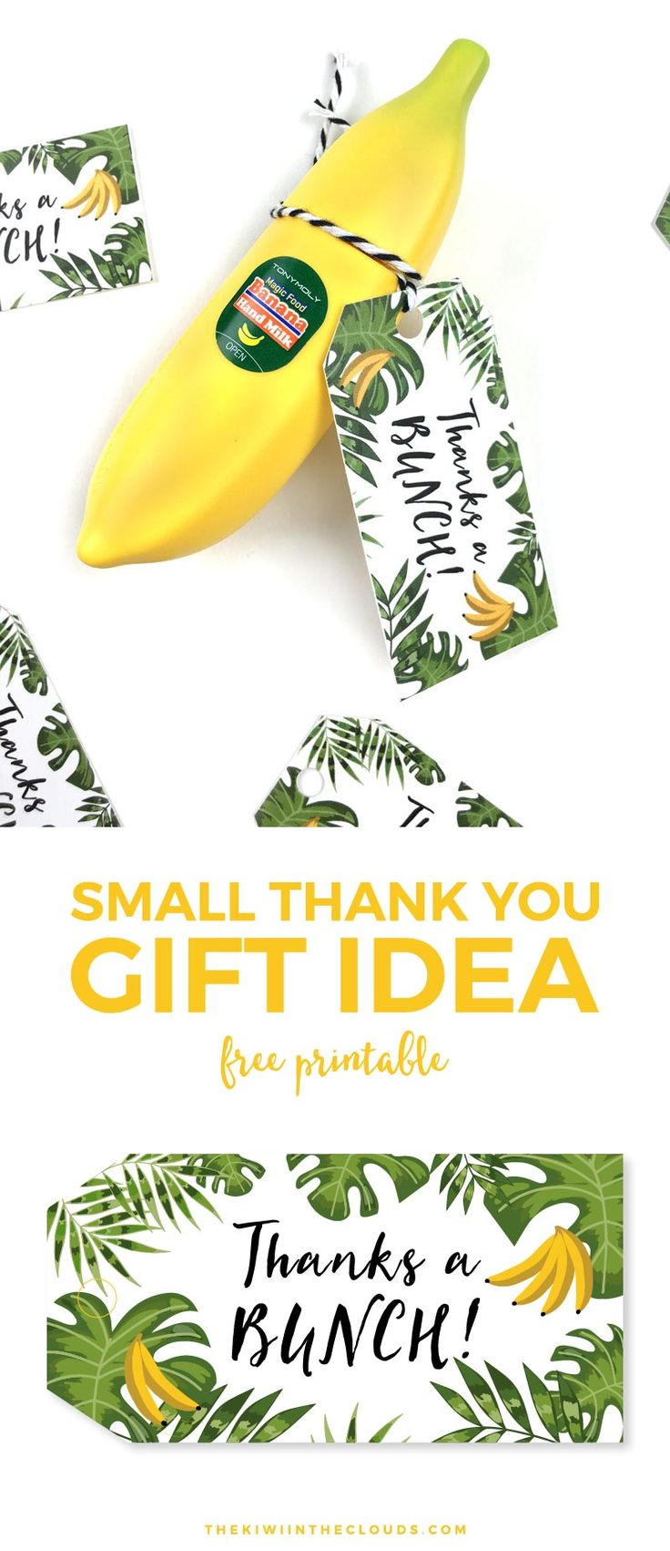 Small Thank You Gift This Small Thank You Gift Idea Is