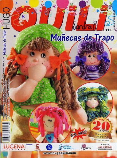 Revista Quili Munecas de Trapo 116 - Rosymar N - Álbumes web de Picasa