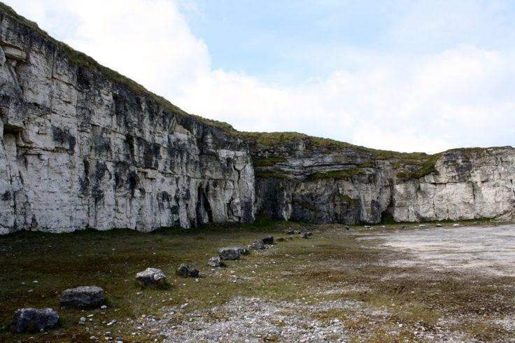 game of thones locations larrybane quarry