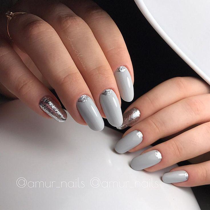 584 отметок «Нравится», 8 комментариев — г.Воронеж (@amur_nails) в Instagram: «Из неопубликованного... Или о том как я провела 31 декабря #amur_nails_manicure #luxio_vrn…»