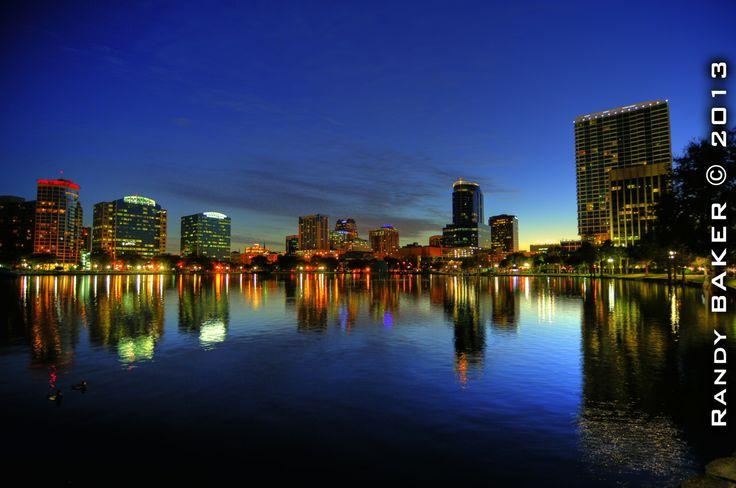 Image courtesy of Randy Baker: Lake Eola, Downtown Orlando, Florida: http://facebook.com/digitalstorytellers
