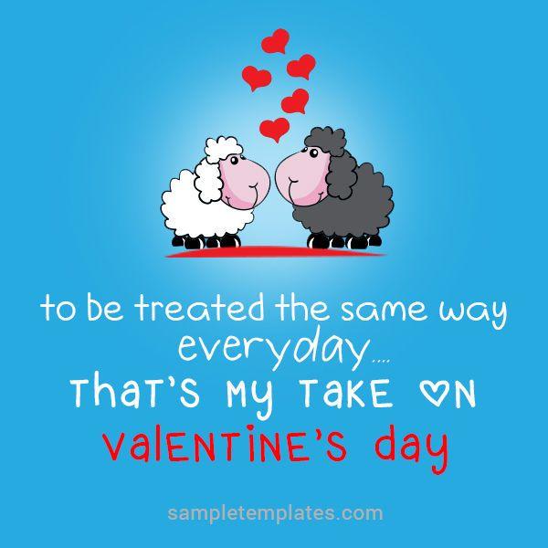 My take on Valentine's Day