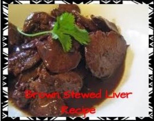 how to cook liver jamaican style