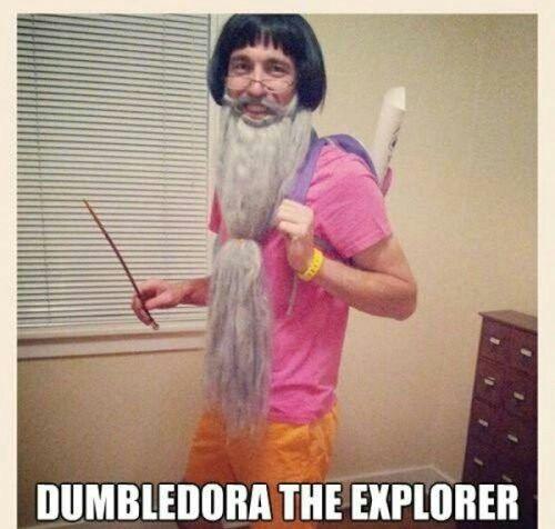 Image via We Heart It #funny #lol #dumbledora