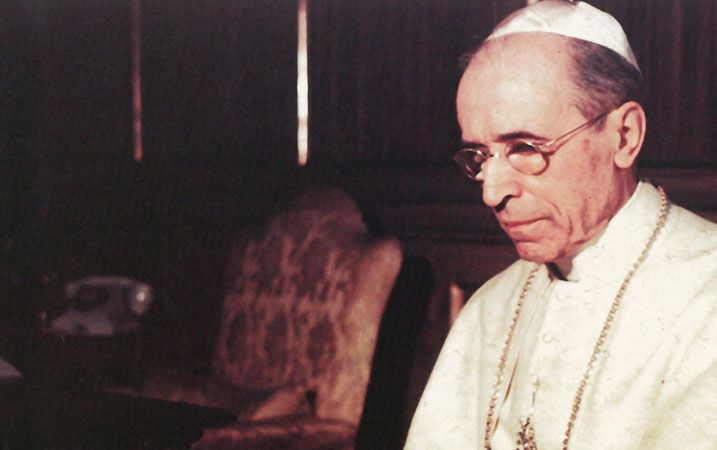 Pius XII not only opposed Hitler but plotted against him, book says